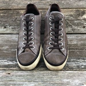 Converse All Star Men's Leather/Suede Sneakers